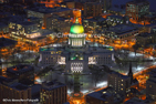 Capitol in Green & Gold